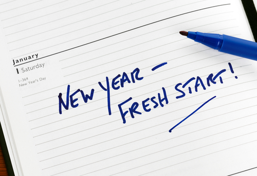 New Years Resolutions for Small Business Owners