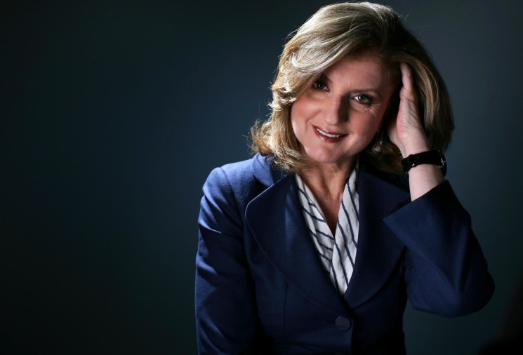How To Sleep Your Way to The Top: Unusual Tips on Productivity From Arianna Huffington