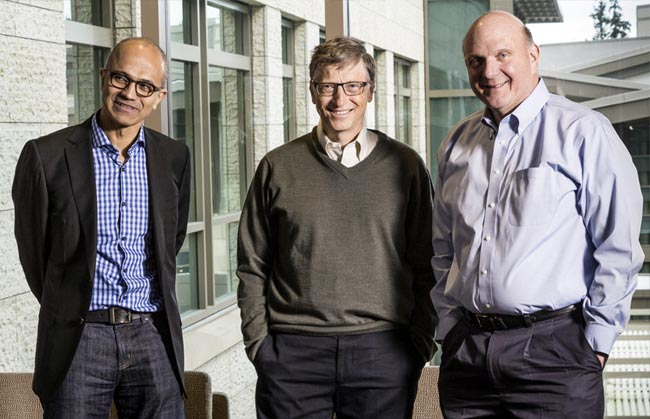 What Microsoft CEO Satya Nadella Can Teach You About Leading Your Team During Change