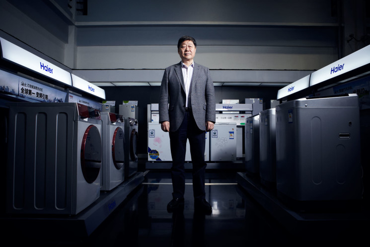 How to Reinvent a Business: The Secrets of Haier CEO Zhang Ruimin