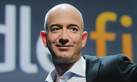 How Jeff Bezos of Amazon Manages to Stay Productive